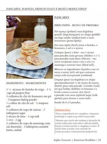 Ingles Gourmet American Breakfast