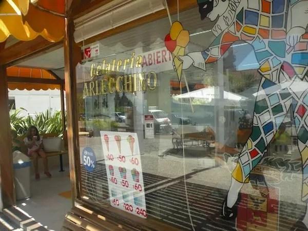 o sorvete mais tradicional de Punta del Este no Uruguai, na Gorlero
