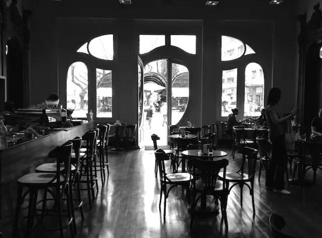 Paco da Liberdade Cafe 2