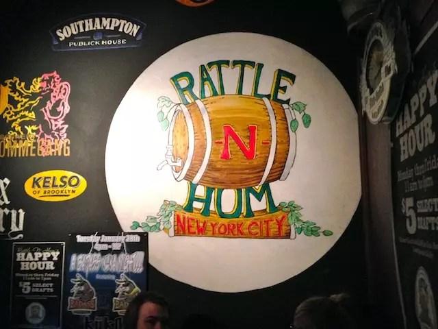 Pub NY Rattle