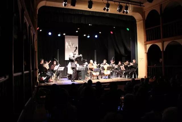 Jazz de primeira no histórico Teatro São João