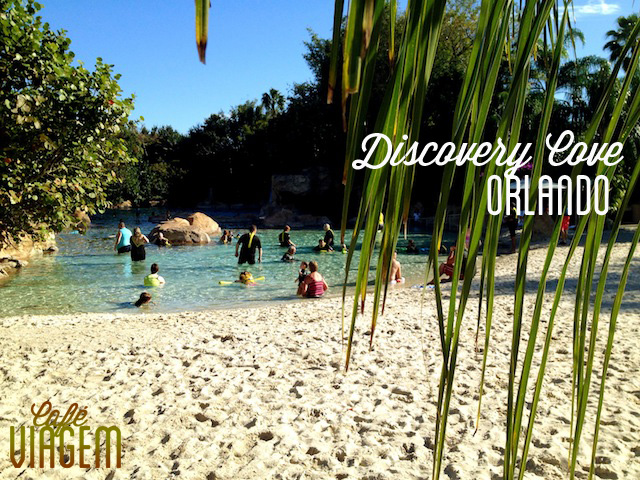 Discovery Cove Orlando 1