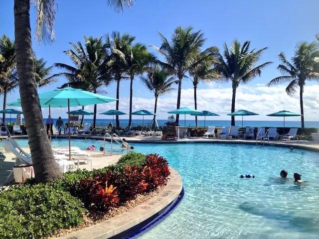 The Breakers resort de luxo na Flórida
