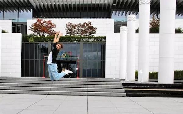 Museu Olímpico de Lausanne que está todo novo desde janeiro de 2014