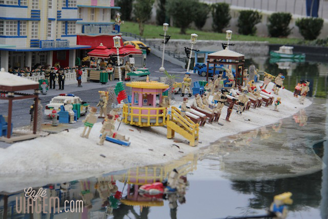 A Miami Beach do Miniland
