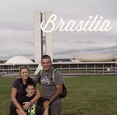 Brasilia viagem familia d
