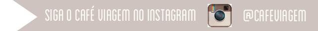 Cafe Viagem Instagram