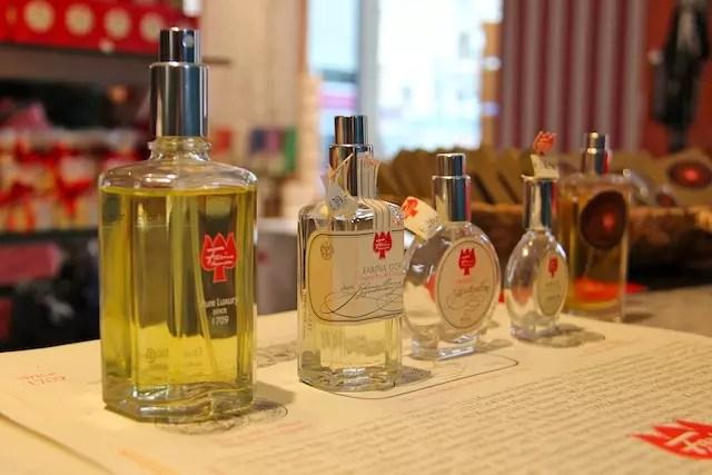 A casa de perfume mais antiga do mundo, a Farina