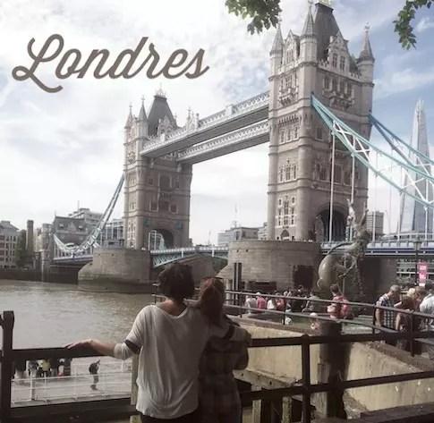 Londres com filho