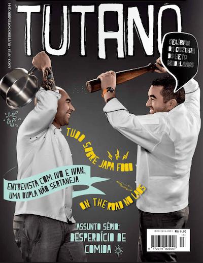 Capa da Revista de out/nov. 2014