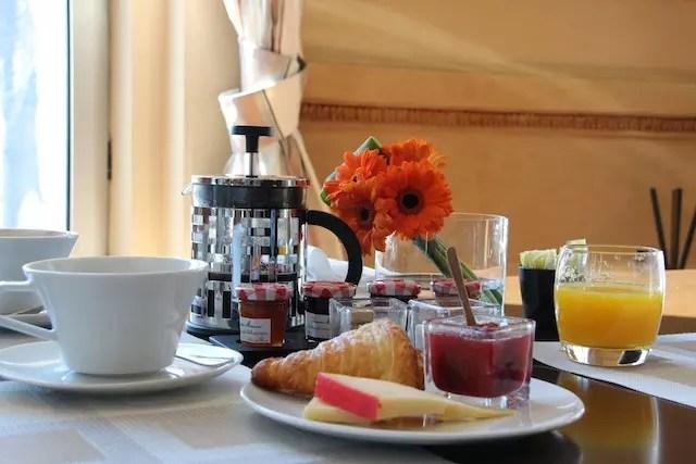 Bom dia, café da manhã de rei e rainha!