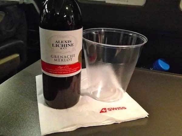 Um bom companheiro de viagem: o vinho!
