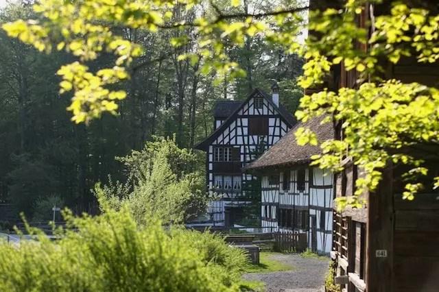 foto divulgação Ballenberg Open Air Museum