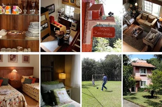 fotos da nossa experiência com a HotelHome