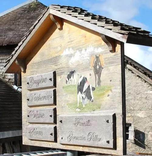 Charmey Swiss queijos (19)