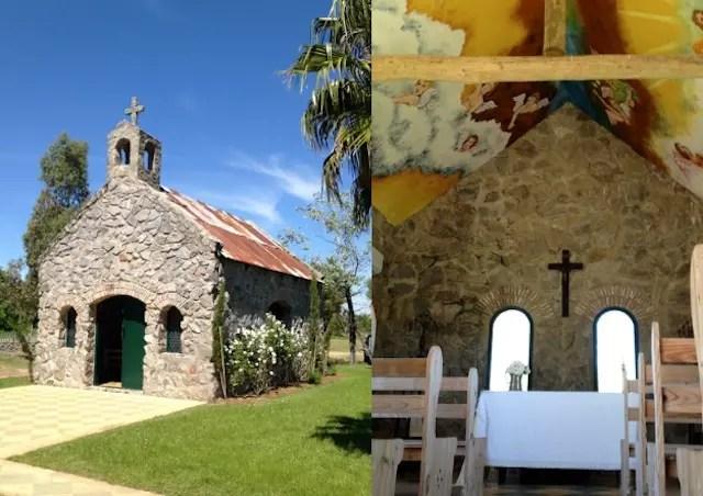 A capelinha de Puerto Camacho, lindaaaa!