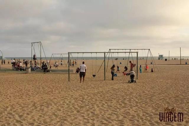 A dica do Café Viagem: a pracinha ao lado do Pier num fim de tarde