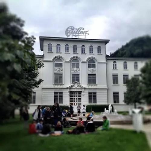 Visita Cailler Suica