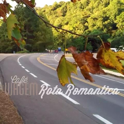 Rota Romantica Cafe Viagem