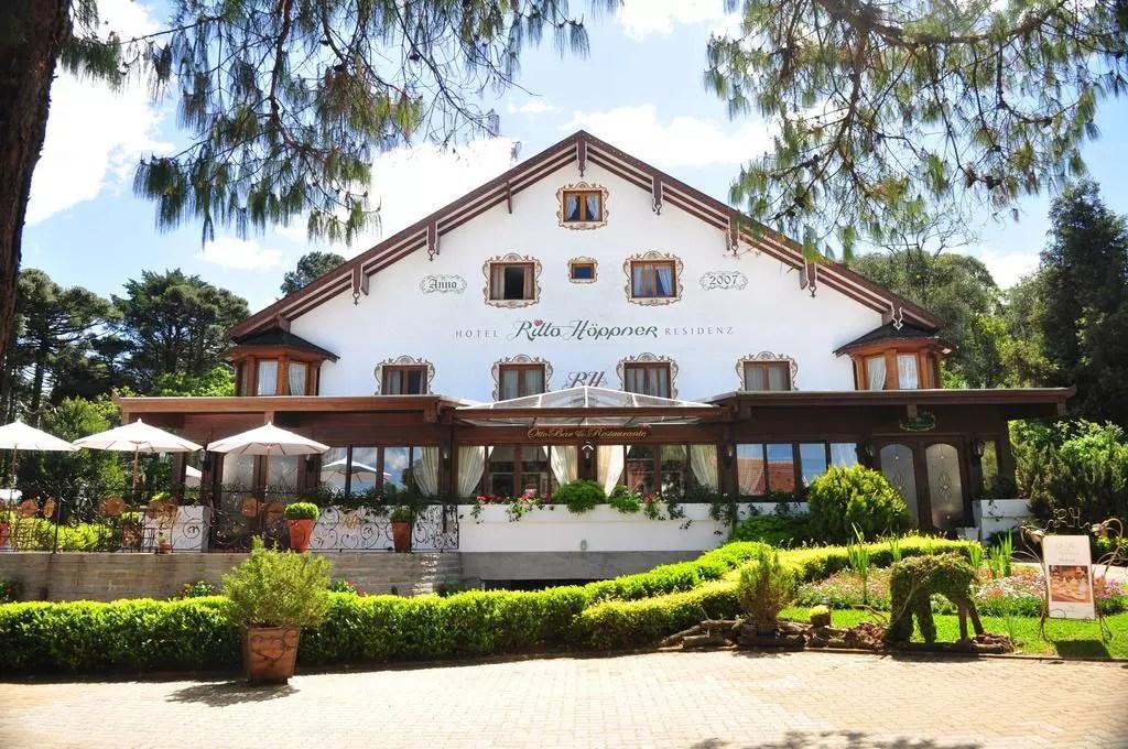 Hotel em Gramado Lua de Mel