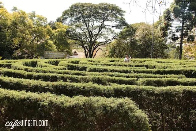 Labirinto Praça das Flores Dicas de Nova Petrópolis