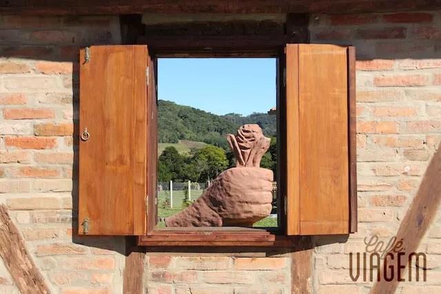 Parques Escultura Pedras do Silêncio