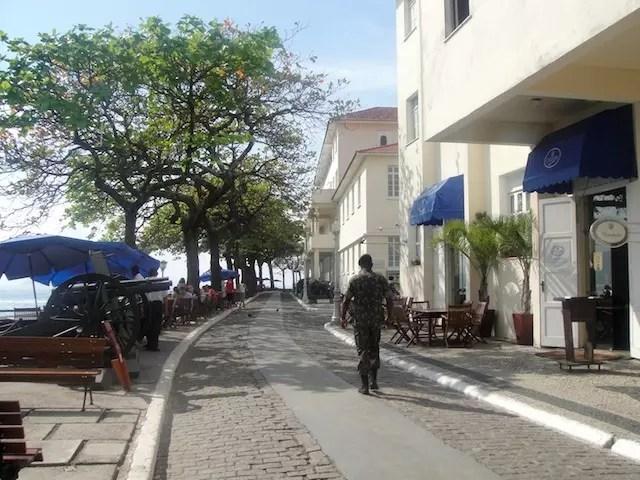 O Forte de Copacabana