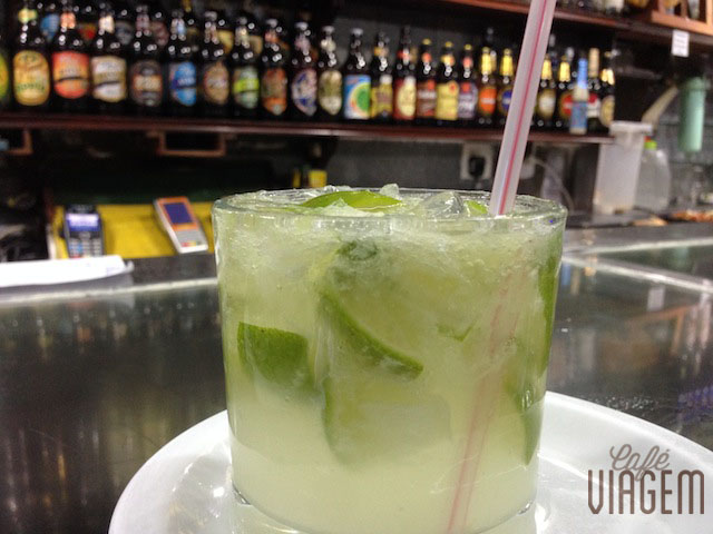 Um brinde a Copacabana!