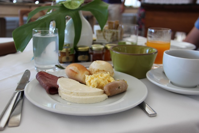 Breakfast Copacabana Palace