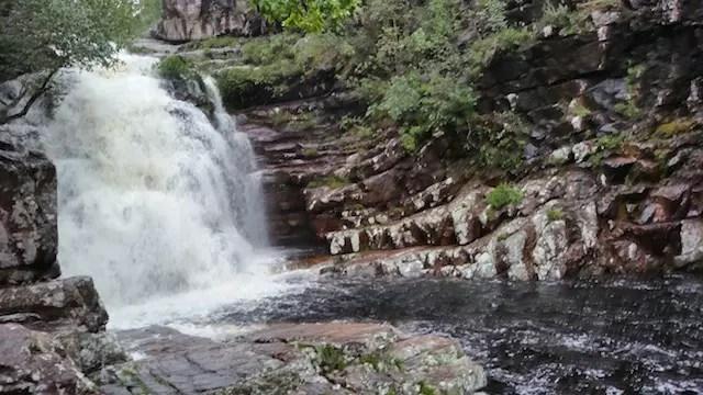 Cachoeira Anjos e Arcanjos - Chapada dos Veadeiros (1)