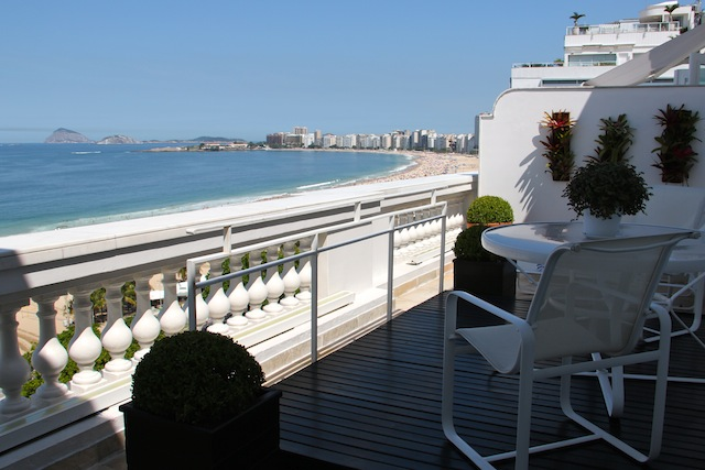 Copacabana Palace Suite Penthouse (24)
