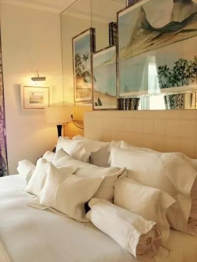 mais uma olhadinha no quarto, agora com o tom que Copacabana tem nos meus sonhos!