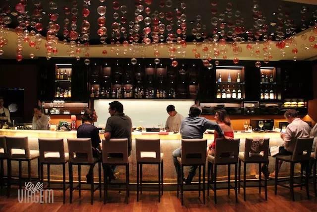 O lindo bar do Mee