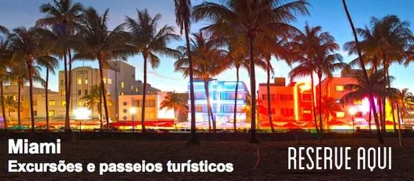 Ofertas Miami Passeos
