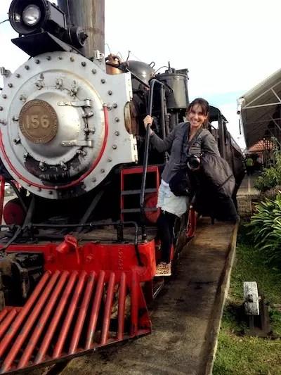 Bora, embarcar no trem!
