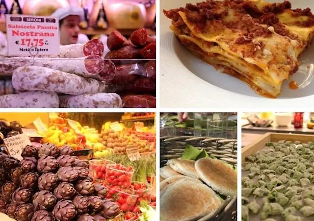 Emilia-Romagna-food