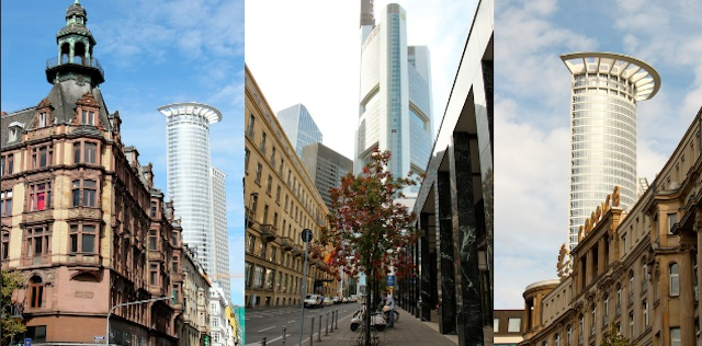 Frankfurt turismo
