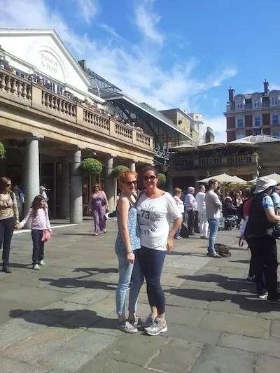 Londres Covent Garden