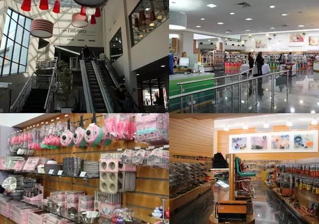 Visita loja gigante da Tramontina em Carlos Barbosa (cidade da empresa!)