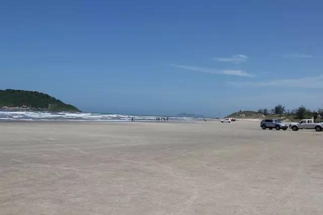 A Praia do Luz