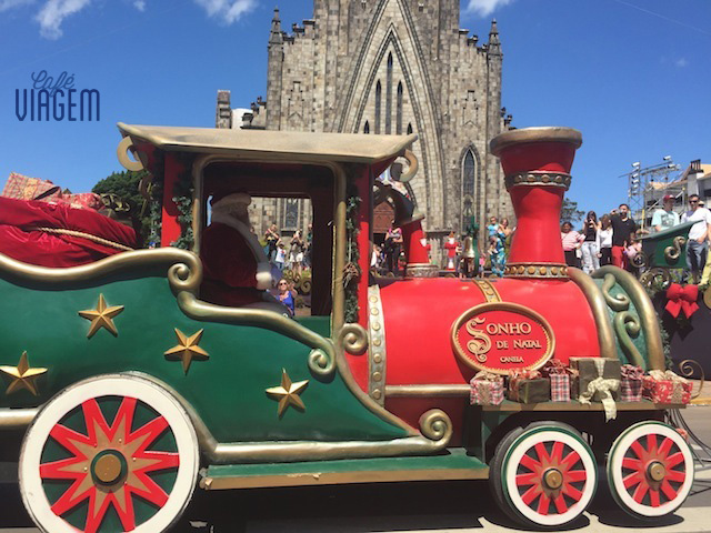 Desfile Sonho de Natal Canela