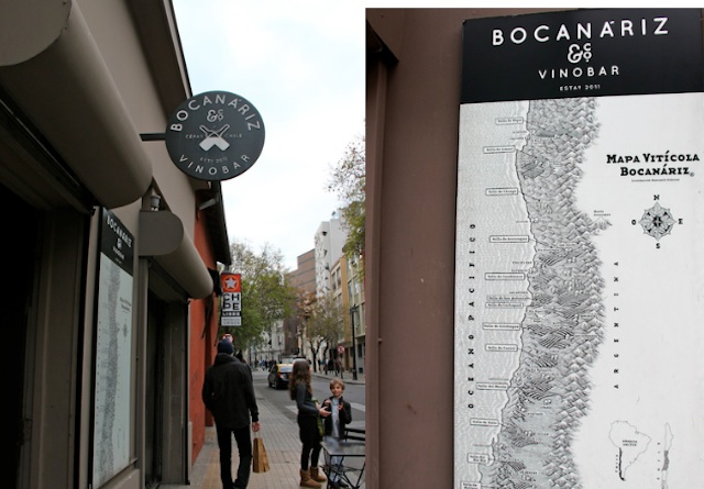 Bocanariz Santiago Chile 3