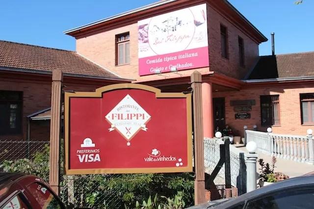Restaurante Filippi Vale dos Vinhedos (3)