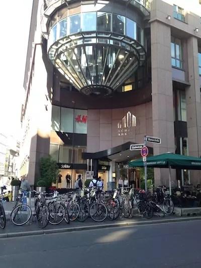Shopping Dusseldorf