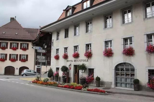 Charmey Swiss queijos (1)