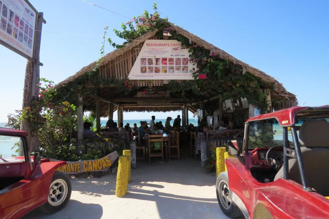Onde comer na Praia do Preá em Jeri