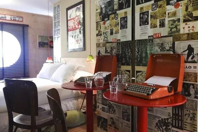 O quarto vermelho. Foto Eduardo Alvares Boszko