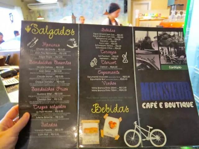 Cafe Monsieur Torres 7