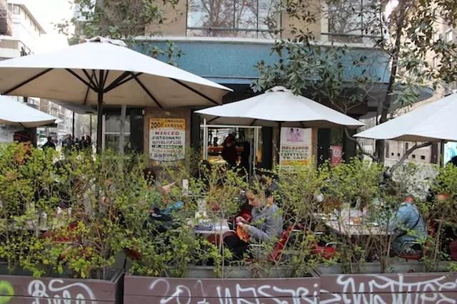 Onde comer Santiago do Chile