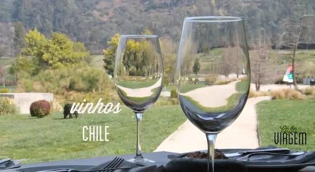 Vinhos Chile d